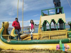 PUNO, EL LAGO TITICACA Y LAS ISLAS FLOTANTES DE LOS UROS
