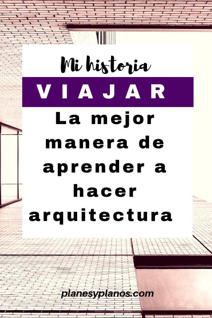 Jane Otiniano Arquitecta viajera peruana