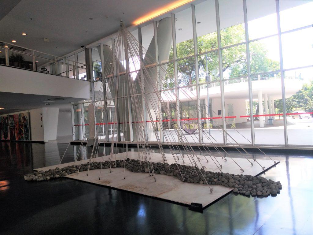 Rayos de la mañana 1996 Yoko Ono tokio jaón 1933 Museo de arte Contemporaneo  de sao paulo